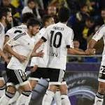 Sevilla and Valencia advance to Copa del Rey semifinals