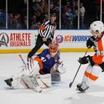 Flyers' Scott Laughton surprised to get shootout opportunity, disappointed when ...