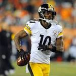 Steelers WR Martavis Bryant Facing Year-Long Suspension