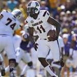 Pharoh Cooper to Reportedly Enter 2016 NFL Draft: Latest Details, Reaction