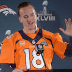 Peyton Manning wins fifth NFL MVP award