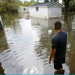 Louisiana, Its Floods, and the Presidential Question