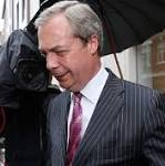 Ukip meltdown: how the absence of Nigel Farage's 'body armour' triggered a day ...