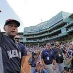 Reaction To Derek Jeter's Farewell Ceremony At Fenway