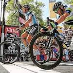 Wheel of forturne: Australian team denied stage win by narrow margin