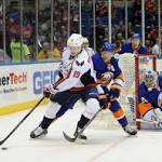 Kuznetsov's SO Goal Lifts Capitals Over Isles 4-3