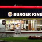 Who is the young gun running Burger King?