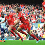 Liverpool drop Balotelli but see off West Brom at Anfield
