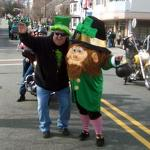 St. Patrick's Day parade kicks off at noon Sunday