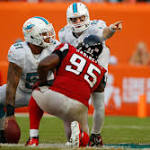 Grading the Miami Dolphins vs. the Atlanta Falcons