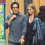Ben Stiller Is Spotted the First Time Since Mom's Death, Thanks Friends and ...