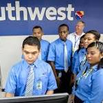 Southwest Sees Revenue Reversal As Terror Fears Hit Delta, United