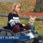 Taylor Swift Surprises One Of Her Most Loyal Fans! And Brings A Present For ...