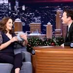 Tina Fey awkwardly met Donald Trump during an Adele concert
