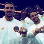 Warriors can't agree on luck factor