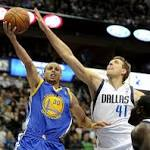 Warriors comeback falls short against Mavs