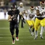 Christian McCaffrey Breaks NCAA Single-Season All-Purpose-Yards Record