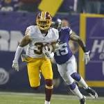 Redskins lose to the lowly Vikings