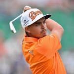 British Open: Tied for second again, Rickie Fowler satisfied with recent major play