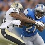 5 Takeaways from Detroit Lions' 24-23 Win over New Orleans