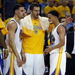 Warriors so lucky to have their health