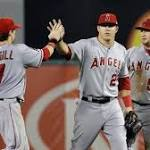 'Bullpen day' working out for Angels as they sweep Rangers