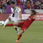 Short-handed LA Galaxy hail youngsters after road win over Real Salt Lake
