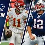 Game Preview: New England Patriots host Kansas City Chiefs in divisional ...