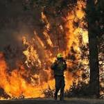 Tuolumne County man indicted for starting Rim Fire