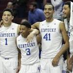 AP College Basketball Poll 2014: Complete Week 7 Rankings Released