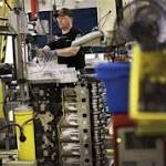 Solid US factory output bolsters economy