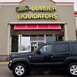Lumber Liquidators halts sales of Chinese flooring
