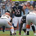 Linebacker Briggs could return for Bears
