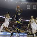 Myers and No. 10 West Virginia earn 74-72 win at Texas (Jan 14, 2017)