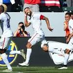 US men's soccer team beats Panama in friendly