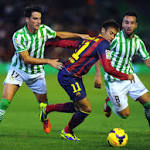 La Liga: Barça cruis past Betis; Atlético and Vilareal trade own goals
