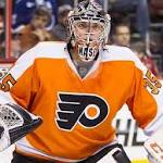 Flyers sign goaltender Mason to extension