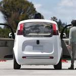 Google expands self-driving car trial to Washington state because: rain – The Guardian