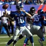 NFL Preview - NY Giants (3-2) at Philadelphia (4-1) (ET)