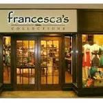 Update: Francesca's Up Huge On CEO Hire (FRAN)