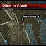 Dump truck hits, kills 2 while trying to free stalled truck