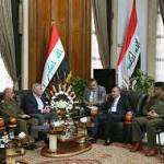 Defense Secretary Chuck Hagel Travels To Mideast