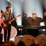 Hunter Hayes, Stevie Wonder Talk About Collaborations
