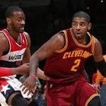 There Is No Comparing John Wall and Kyrie Irving Anymore
