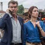 Pierce Brosnan returns as a super spy in 'November Man'