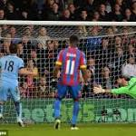 Palace leave City's title bid in tatters