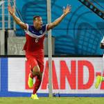 Ghana game hero John Brooks part of U.S. team melting pot