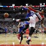 Wizards crush 76ers by 35 for largest margin of victory this season