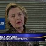 IN Focus Exclusive: One-on-one with Hillary Clinton, Bernie Sanders