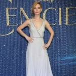 Lily James credits 'Downton Abbey' for landing 'Cinderella' role